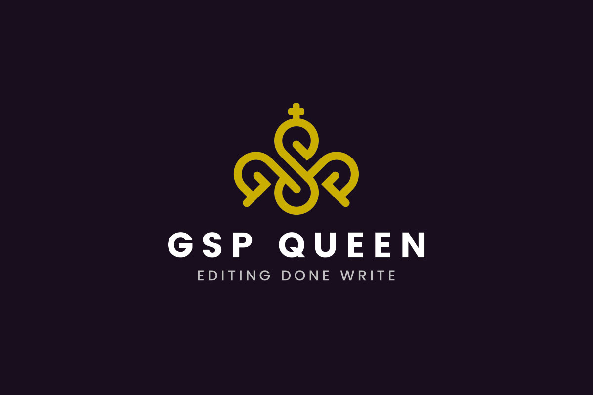 GSP Queen Logo Design