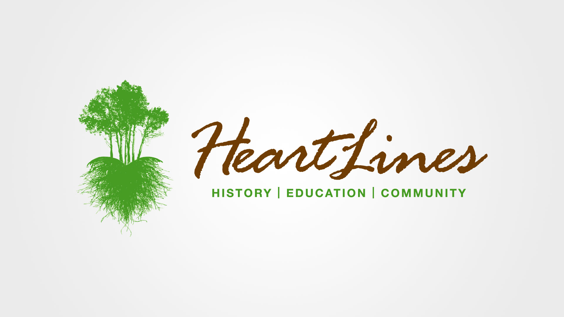 Heartlines Logo Design