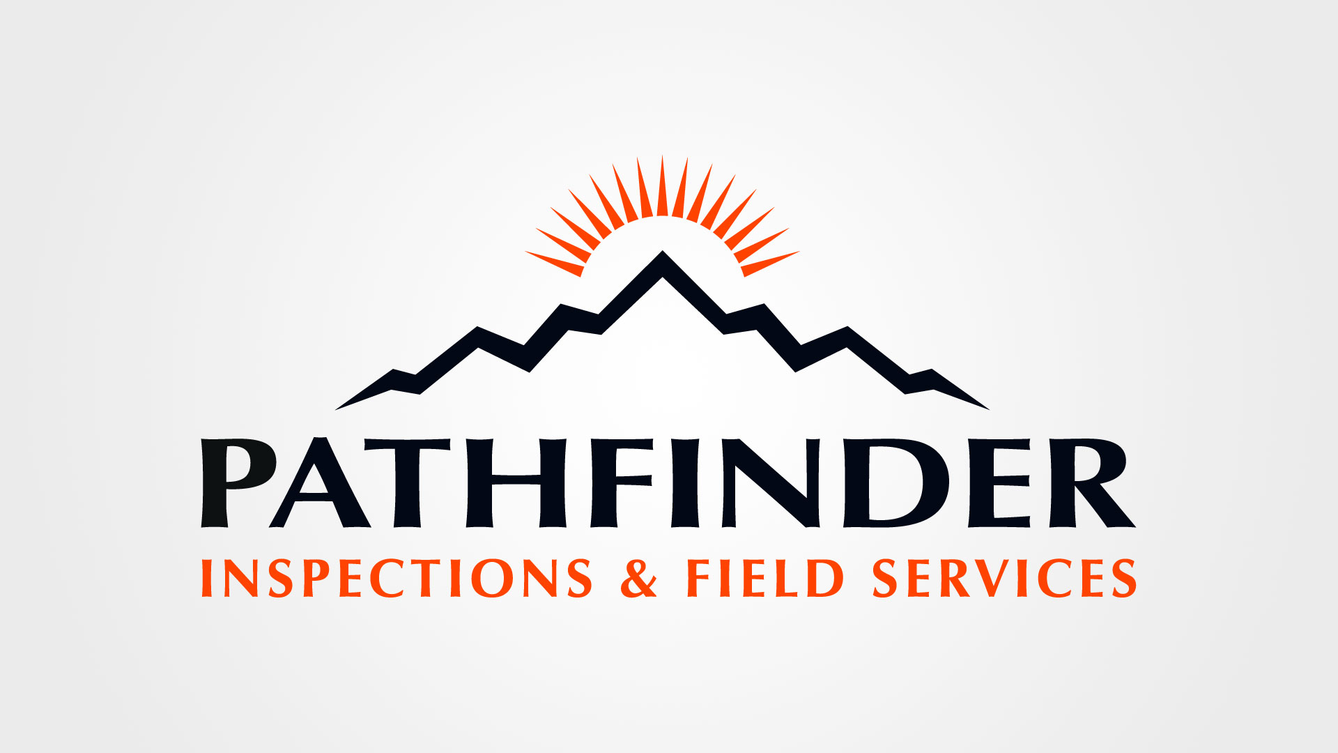 Pathfinder Inspections Logo Design
