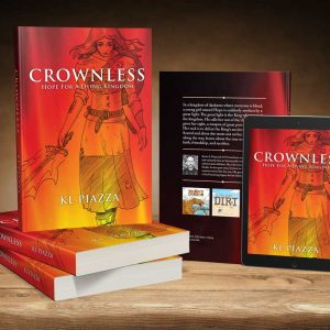 Crownless by KL Piazza
