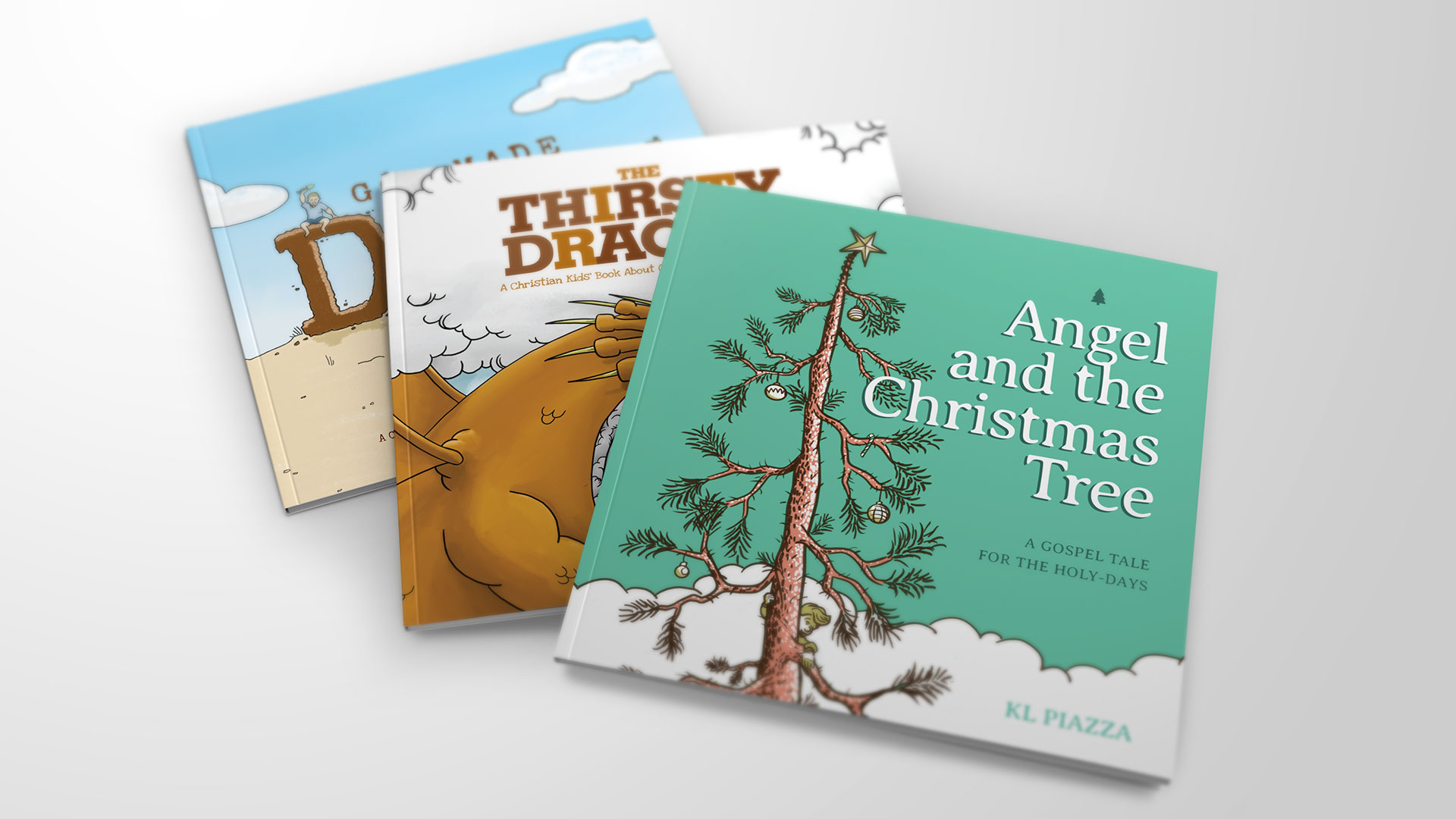 Angel and the Christmas Tree: A Gospel Tale for the Holy-Days